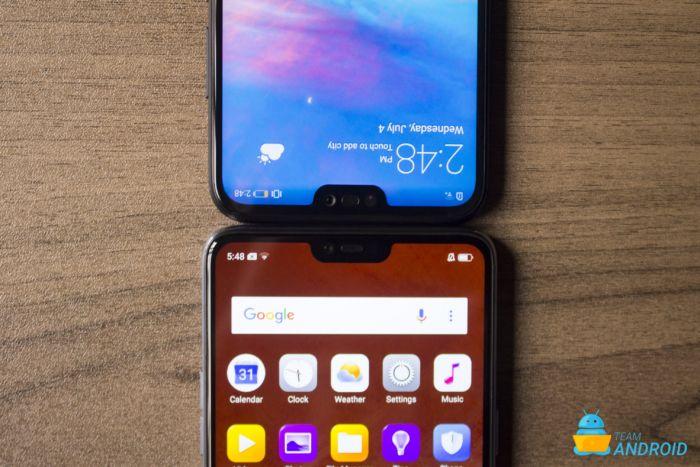 Huawei P20 Lite vs Oppo F7 - Fullständig jämförelseöversikt 40