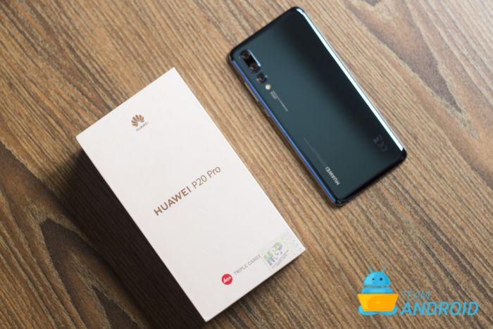 Förläng batteriets livslängd, Huawei P20 Pro