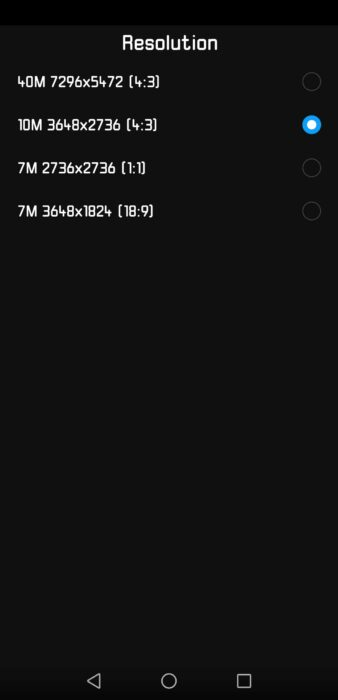 Hur man tar 40MP-foton på Huawei P20 Pro 13