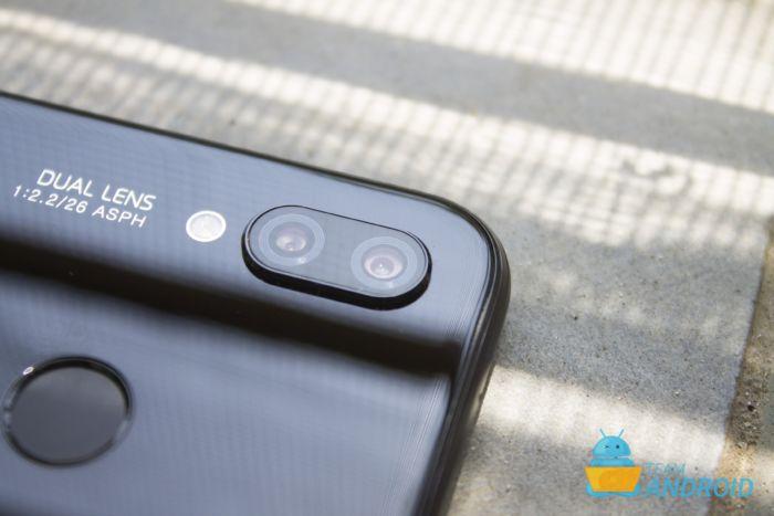 Huawei P20 Lite-kamera