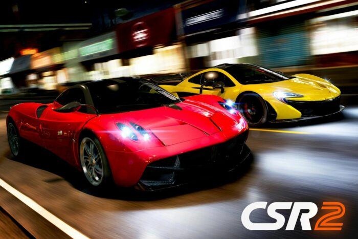 Spela CSR Racing 2 på PC