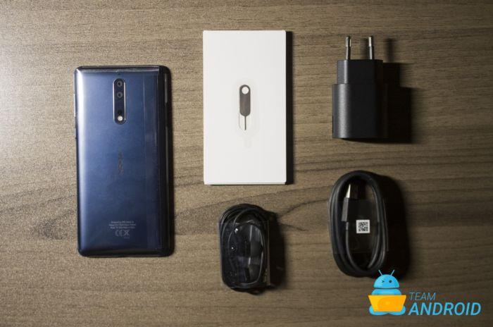 Nokia 8: Unboxing och första intryck 11