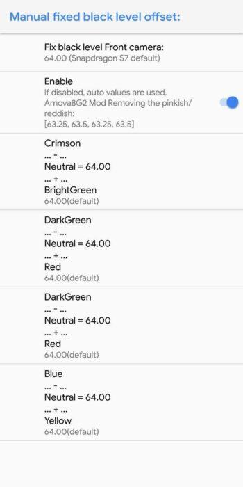 Ladda ner Pixel 2-kamera för OnePlus 5T 12