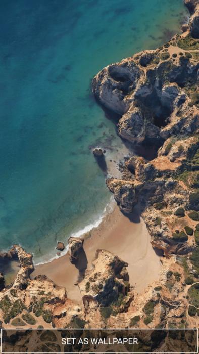 Ladda ner Pixel 2 Live Wallpapers