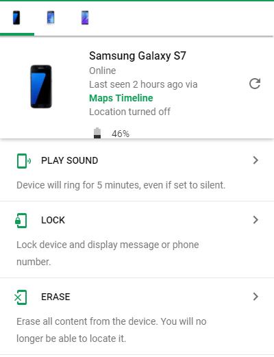 Hur man kringgår säker låsskärm på Android-telefoner 11