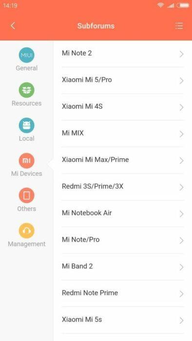 Ladda ner MIUI Forum App