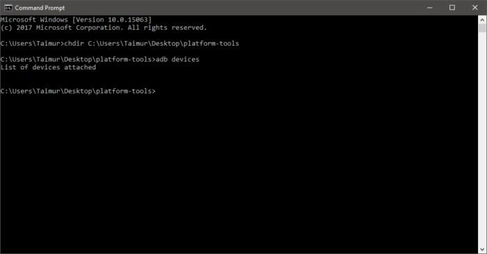 Så här installerar du USB-drivrutiner för Fastboot, ADB och Google på Windows 10 13