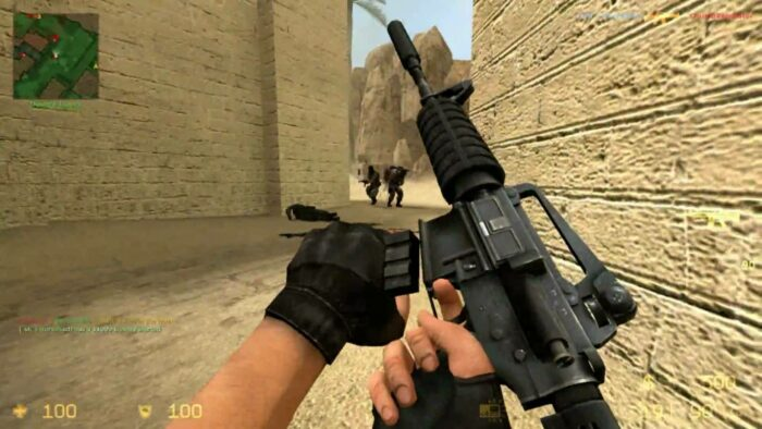 Counter-Strike 1.6 Android APK-nedladdning
