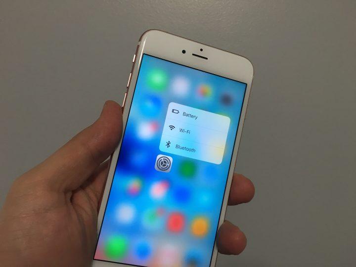 Uppdatering av iPhone 6s PLus iOS 9.3 - 3
