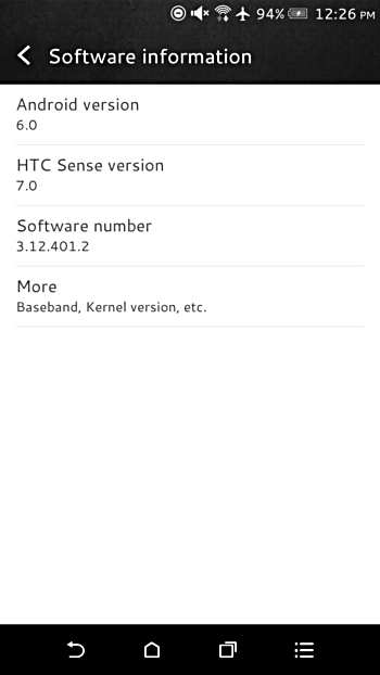 HTC Desire 816 dual sim Marshmallow-1