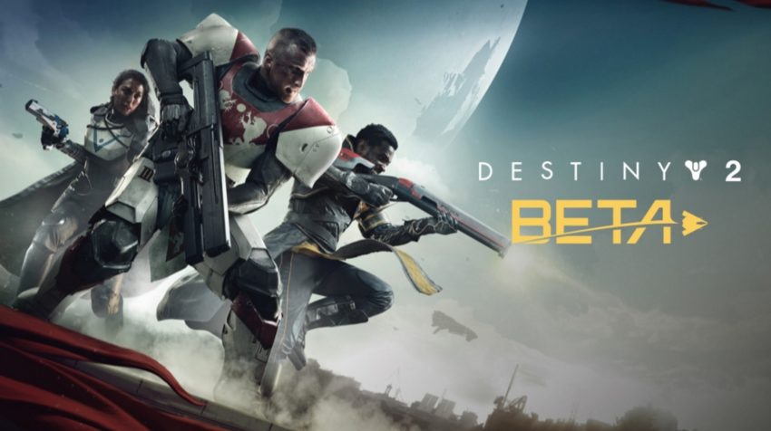 Förbeställ för att få tidig tillgång till Destiny 2 Beta