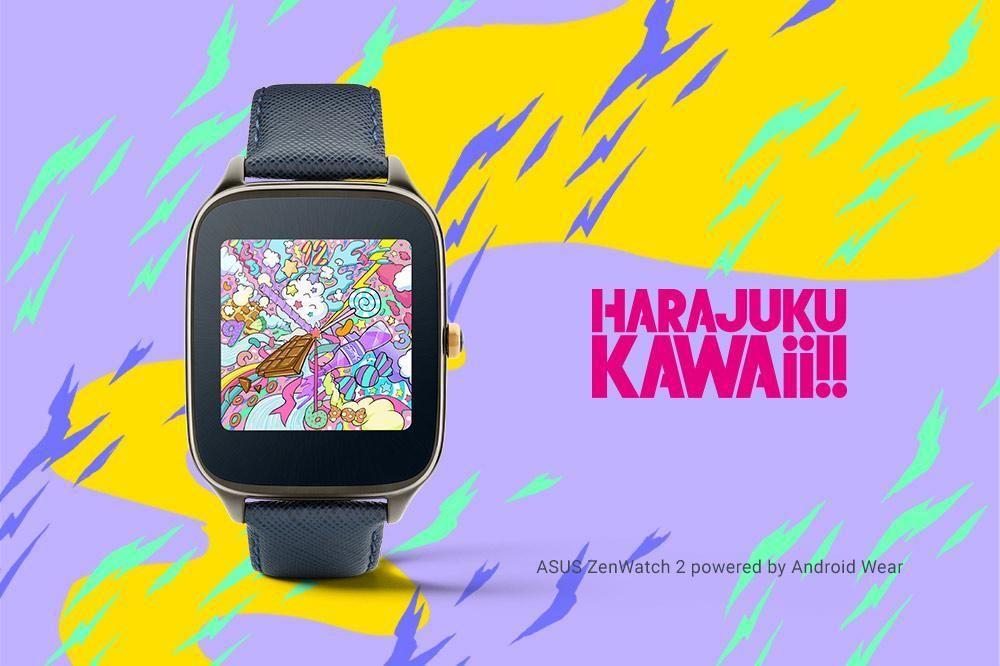 Harajuku Kawaii !!  Watch Face