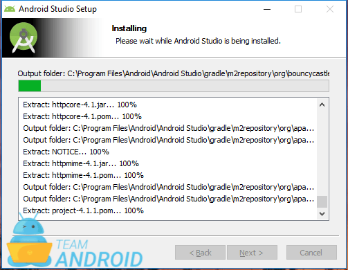 Installera Android Studio - installationsguiden 6