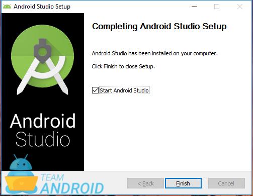 Installera Android Studio - installationsguiden 8