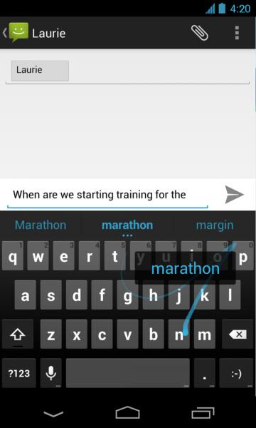 Android 4.2 Skärmbilder 14