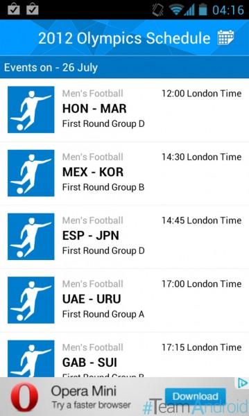 De bästa OS-spelen i London 2012 för Android 11
