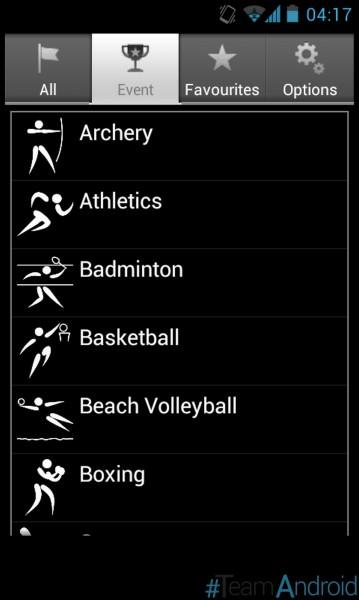 De bästa OS-spelen i London 2012 för Android 13