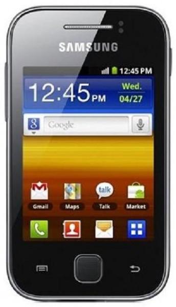 Hur man rotar Samsung Galaxy Y S5360 11