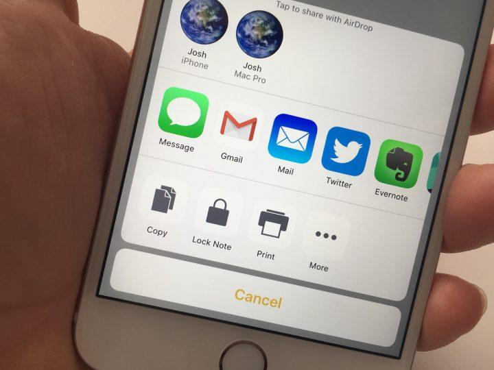 Lås anteckningar på iPhone och iPad med ett lösenord eller Touch ID.