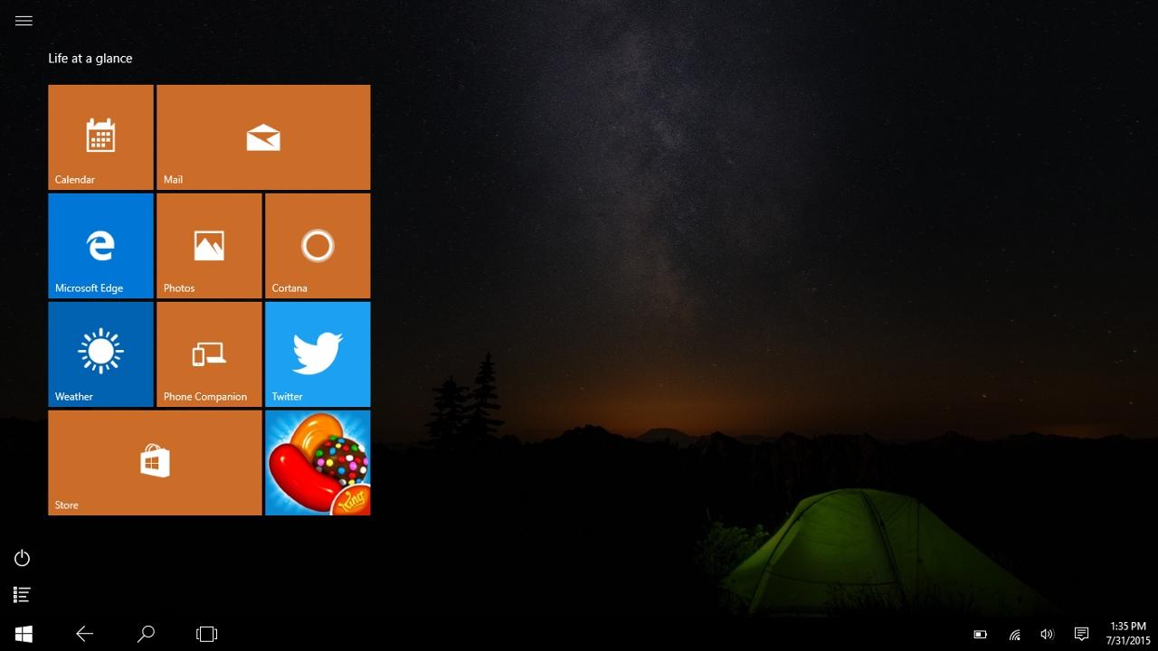 Så här går du tillbaka till Windows 7 från Windows 10 (3)