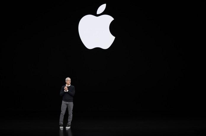 Apple Tim Cook, Apple TV +, Apple Arcade, Apple News + Apple Card