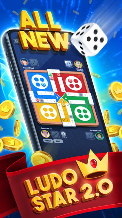 Ludo Star - Ladda ner spel för flera spelare på Android