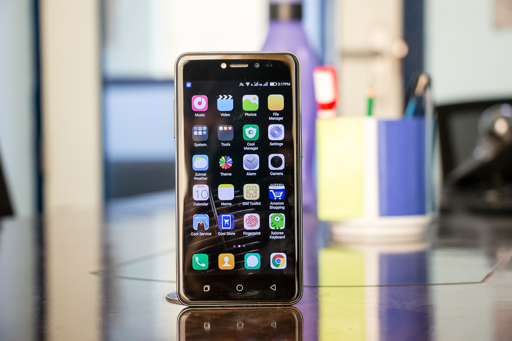 Coolpad Note 5 Mini Review Indien-variant (1)