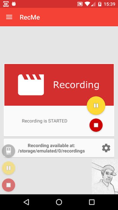 De 5 bästa apparna för Android-skärminspelare 13