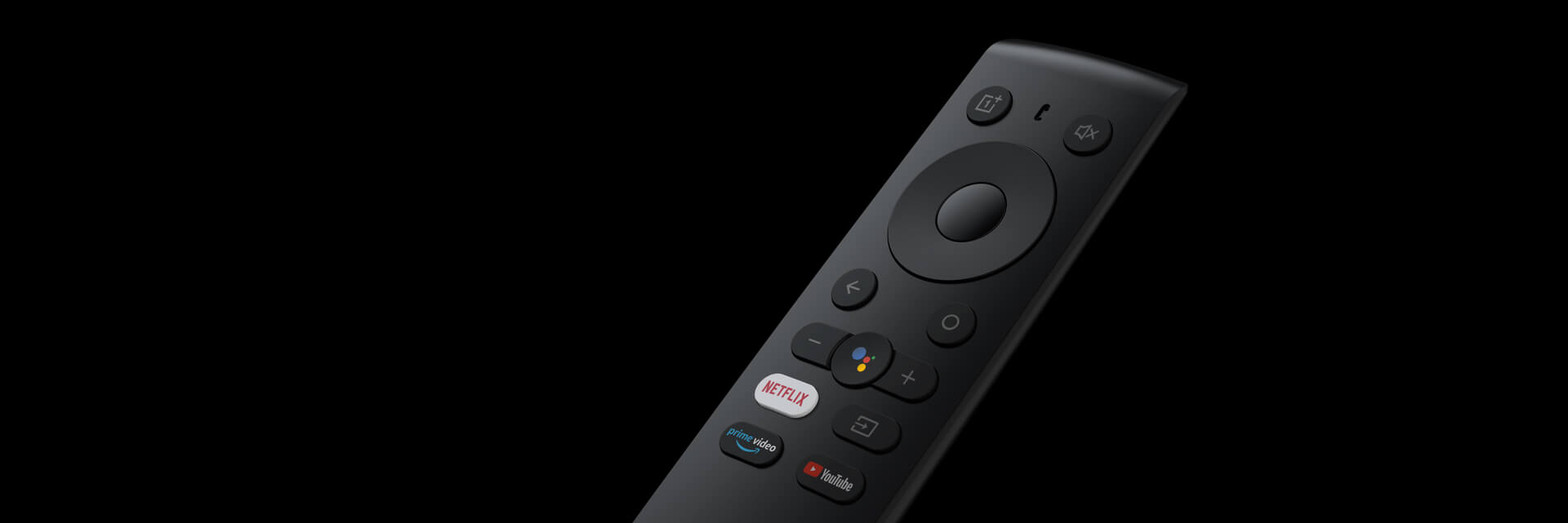OnePlus TV med Netflix Remote