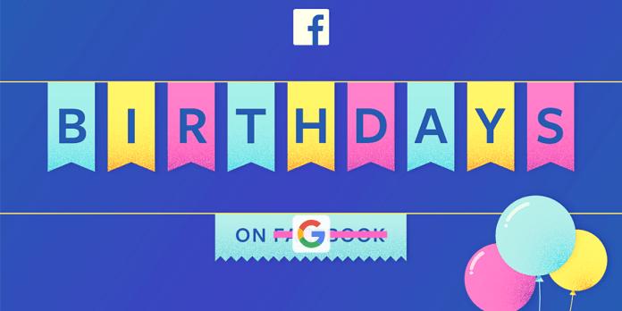 Synkronisera Facebook-kalenderhändelser till Google