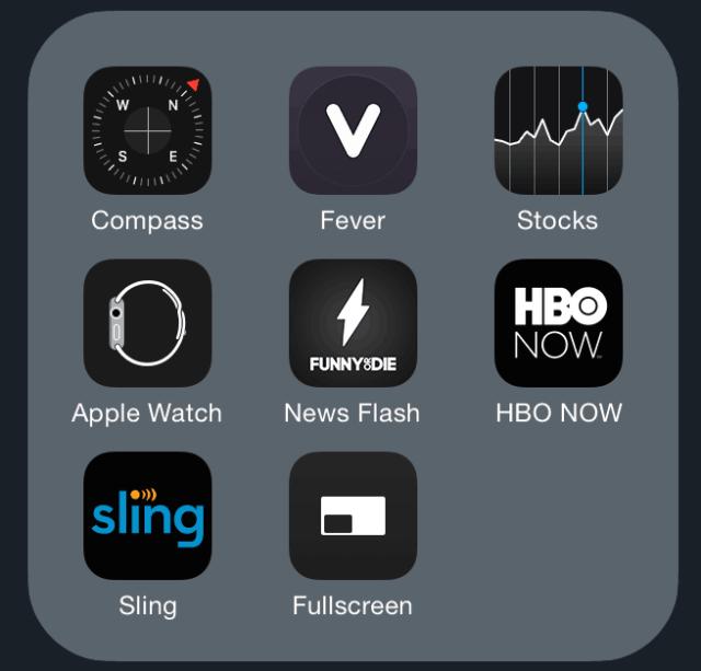 Öppna Watch App