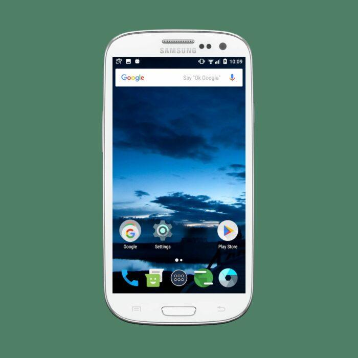 Installera Android 7.1.2 Hybrid på Galaxy S3 I9300 Nougat Custom Firmware 10