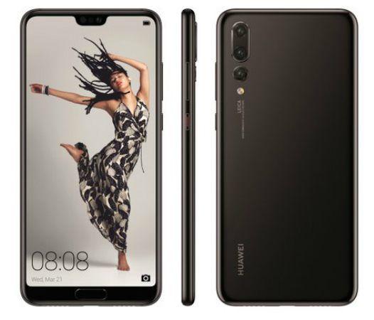 Ladda ner Huawei P20 Pro Firmware 11