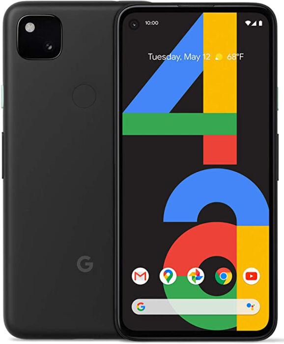 Google Pixel 4a ringsignaler
