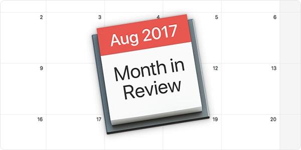 Månad i granskning: Apple Security i augusti 2017