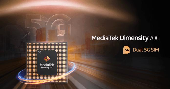 MediaTek Dimensity 700 blir officiellt
