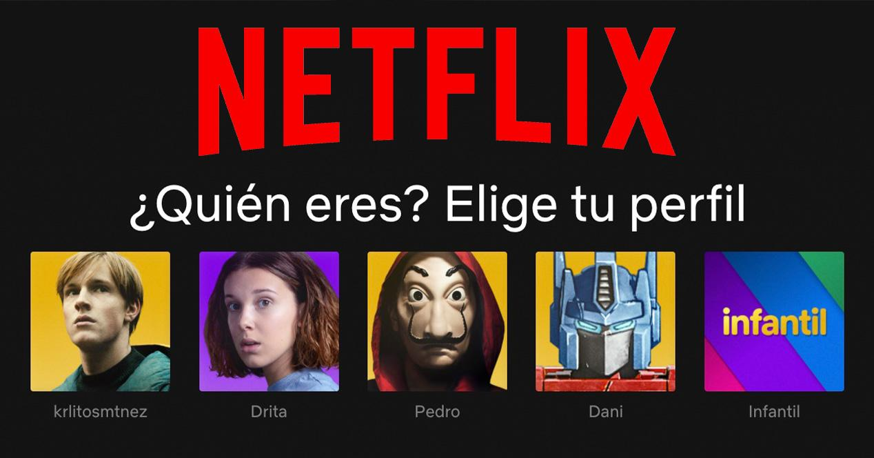 Netflix avatarprofil