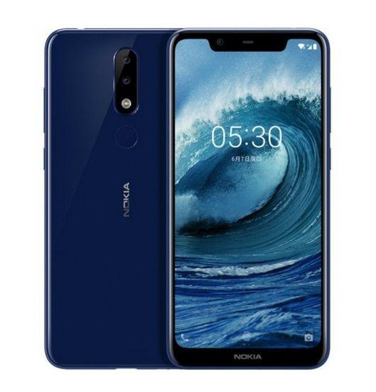 Nokia 5.1 Plus Android 10