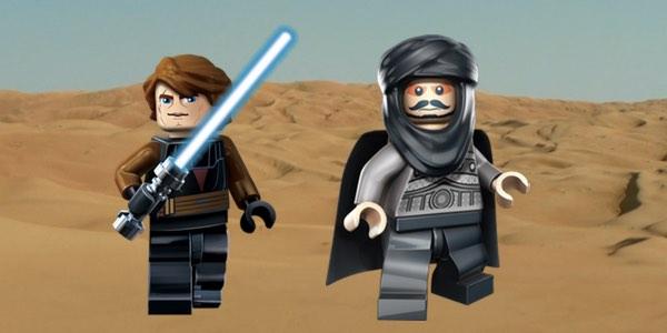 Prince Harming och Dark Jedi