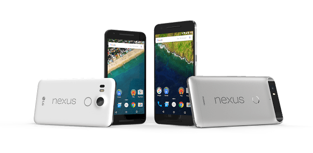 Google Nexus 5x 6p 1