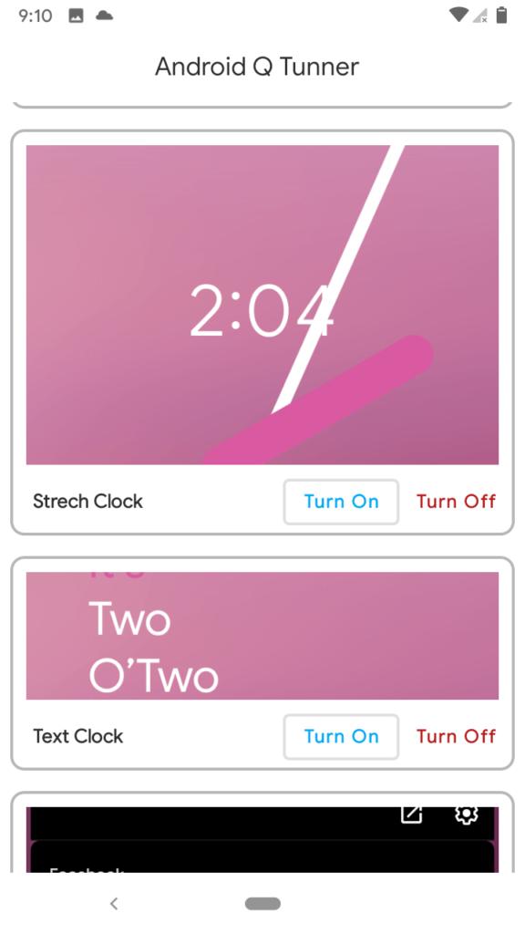 Så här aktiverar du systembrett mörkt läge, navigeringsgester på Android Q Beta [Root] 11