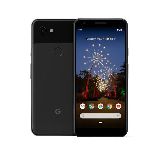 Google Pixel 3a, schema för programuppdatering