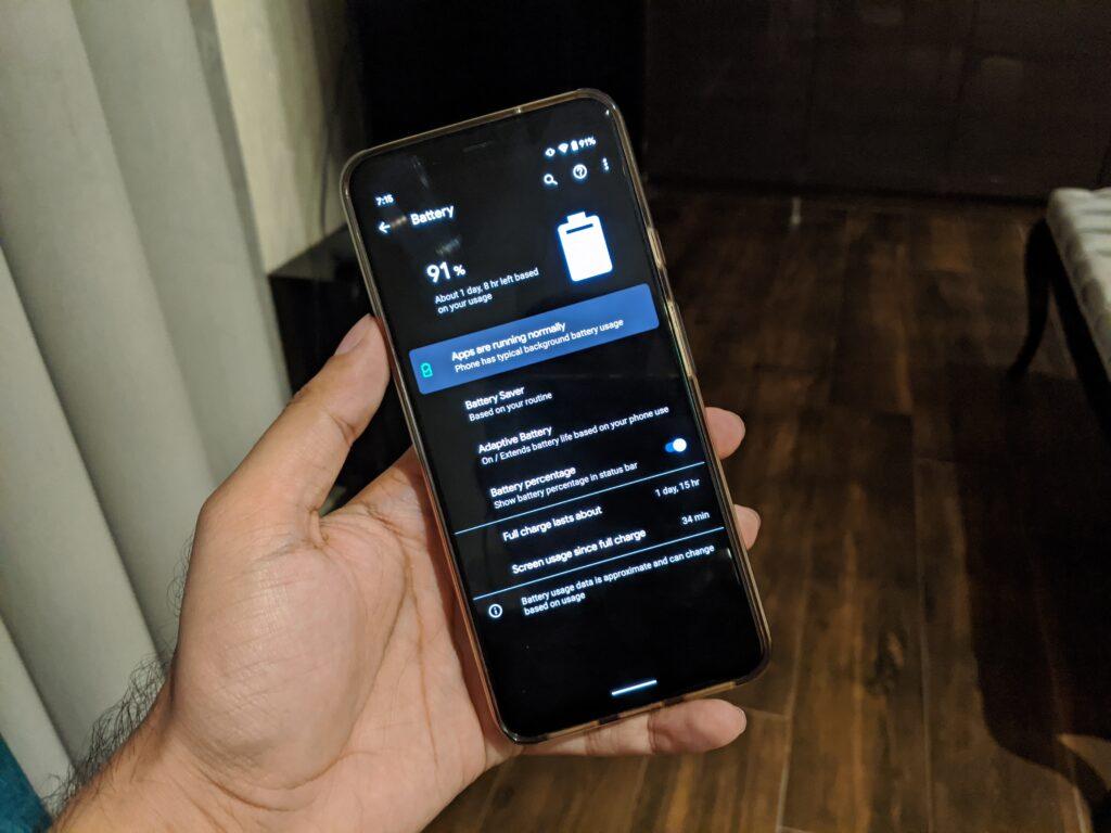 Hur man kalibrerar batteriet på Android