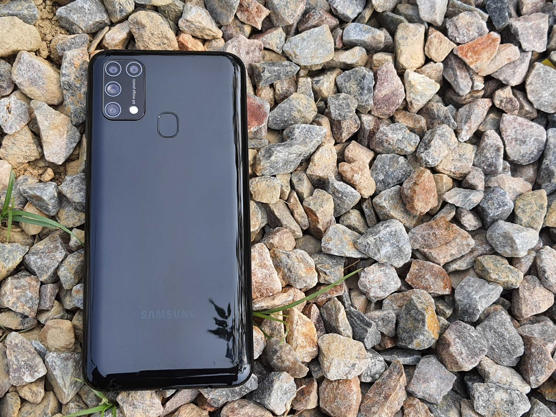 Samsung Galaxy M31 recension