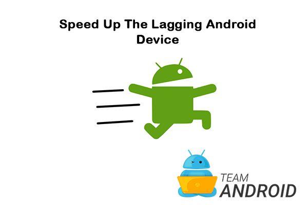 Snabba upp Android-enheter, få prestanda