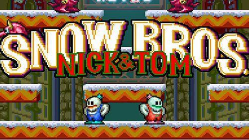 Spela Snow Bros på PC