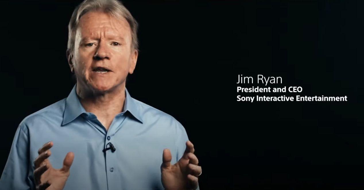 PS5 Jim Ryan