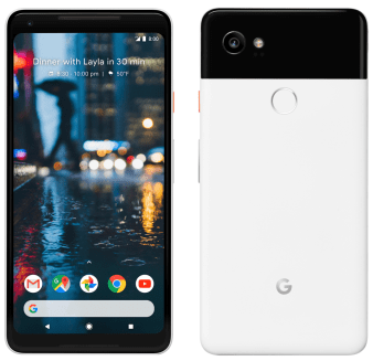 Var kan jag köpa Google Pixel 2 och Pixel 2 XL i USA