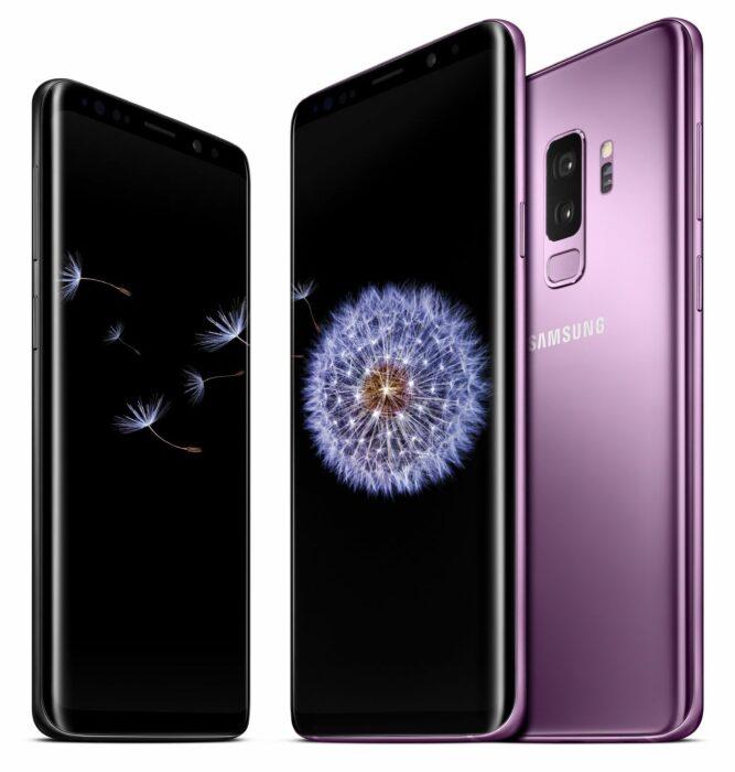 Samsung Galaxy S9, Galaxy S9 Plus