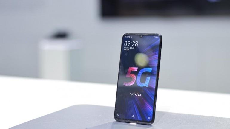 Vivo 5G-telefon